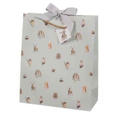 Wrendale Woodlanders large gift bag