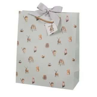 Wrendale Woodlanders large gift bag