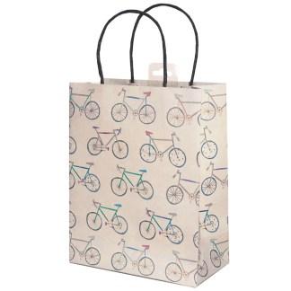 Stop the clock bikes gift bag