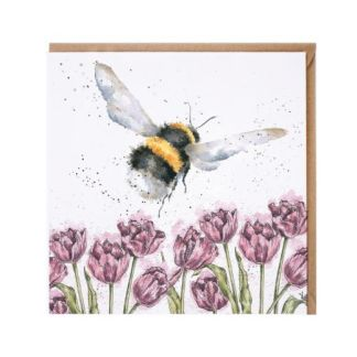 Flight of the Bumblebee card