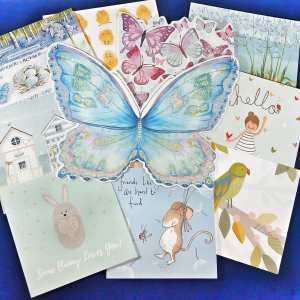 greeting cards boost mental health