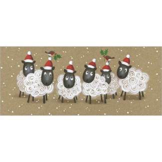 Christmas Sheep Christmas Cards
