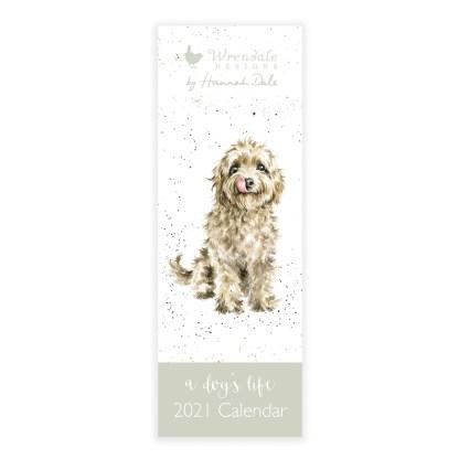 Wrendale A Dogs Life Calendar 2021