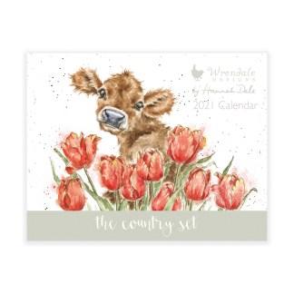 Wrendale Country Set Calendar 2021