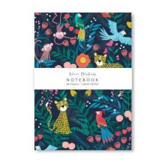 boho jungle notebook