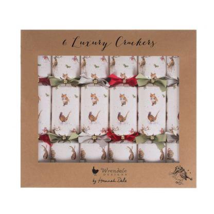 Woodland Christmas Crackers