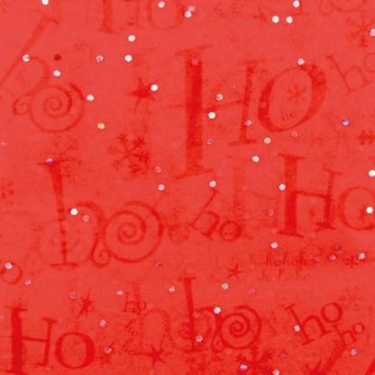 Ho Ho Ho Gemstone Tissue