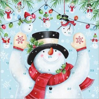 Snowmen Jokes Advent Calendar