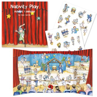 Nativity Play Advent Calendar