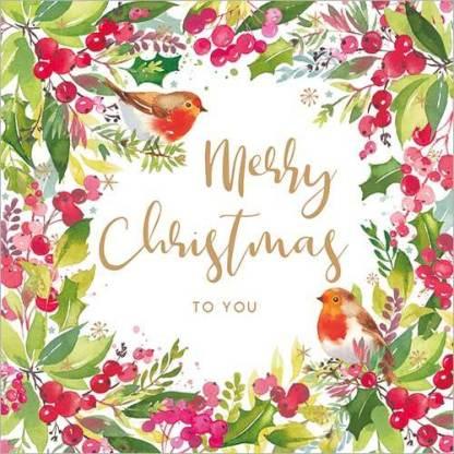 Merry Christmas to you Christmas Cards