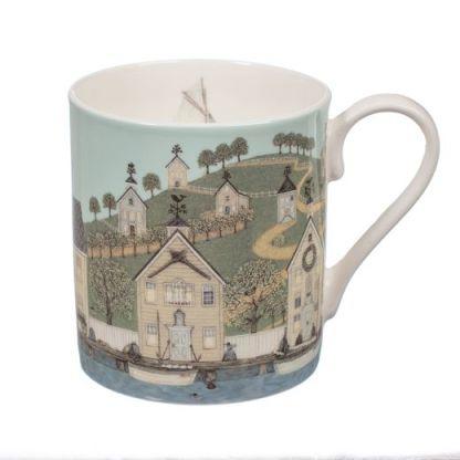 Captains House Mug