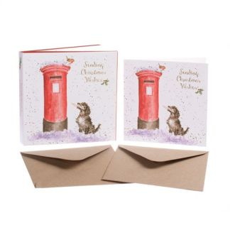 Christmas Wishes Christmas card box set