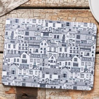 Seaside Cottages placemat