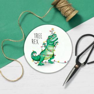 Tree Rex coaster