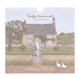 Sally Swannell Birthday Calendar