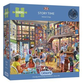 Story Time Jigsaw Extra Large 500 pc