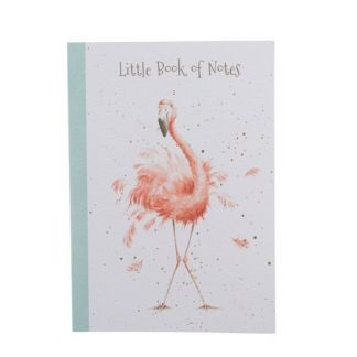 A5 Flamingo Notebook