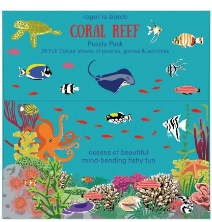 Coral Reef Puzzle Pack