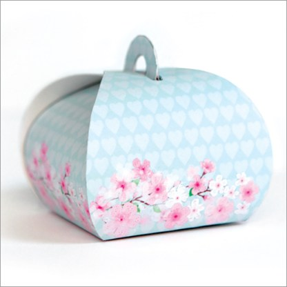 Pink Blossom Mini Gift Boxes