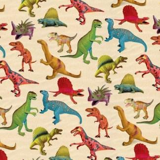 Dinosaur Toys gift wrap