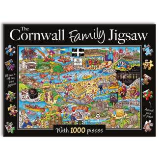Cornwall Family Jigsaw Puzzle