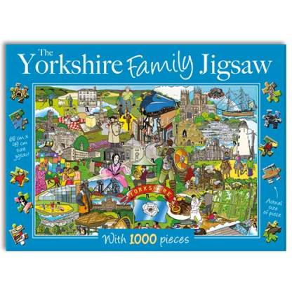 Yorkshire Family Jigsaw Puzzle