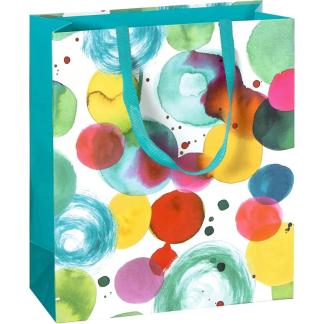 Rainbow Bubbles Gift Bag