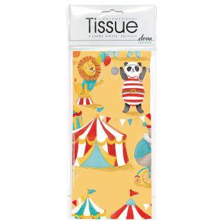 Carnival Circus Tissue