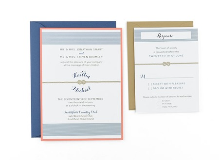 Tie The Knot Free Wedding Invitation Template