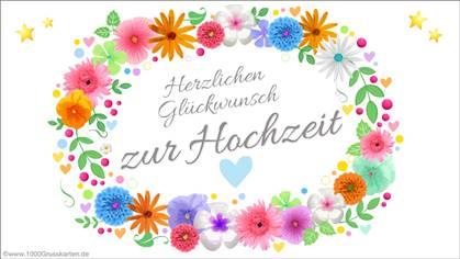 Spruche Zur Hochzeit Fur Whatsapp Facebook Und Co
