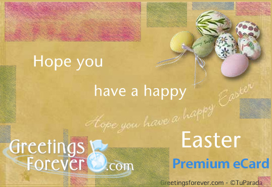 Have A Happy Easter Easter Ecards
