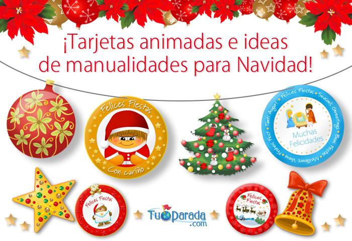 Manualidades De Navidad Ideas Para Las Fiestas