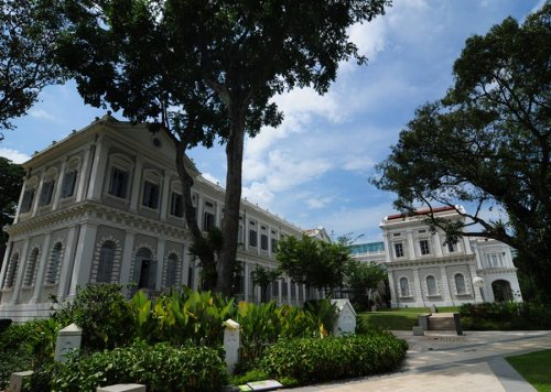 civic district Singapore