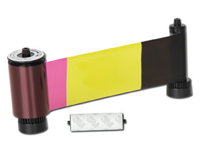 SMART Colour YMCKO-K Ribbon 200 Prints