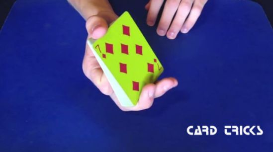 card shuffling tricks