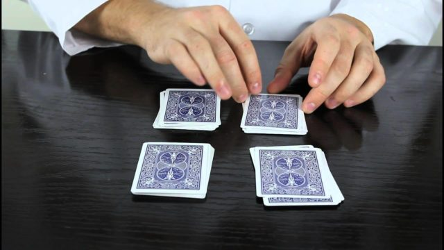 Simple Card Trick Anyone Can Learn