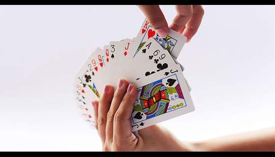 simple card trick