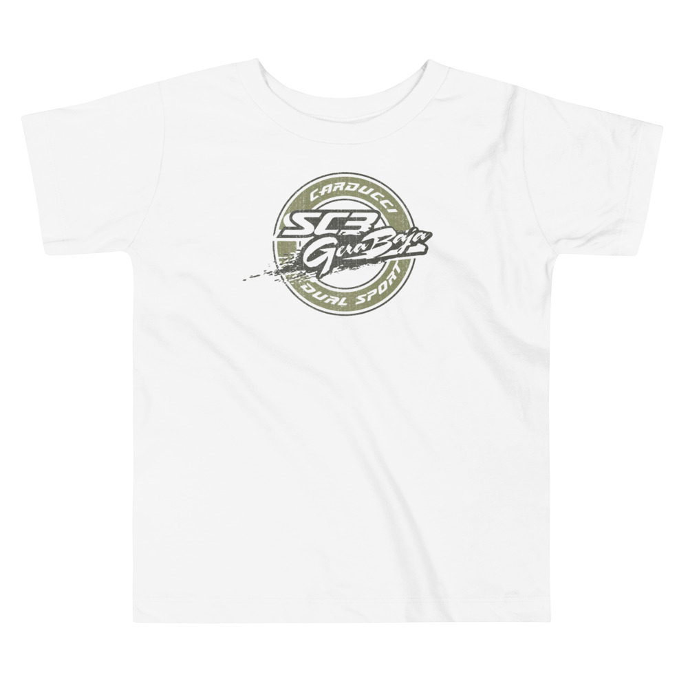 SC3 Gera Baja White Toddler Tee