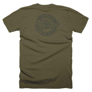 SC3 Gera Baja Army Green Tee