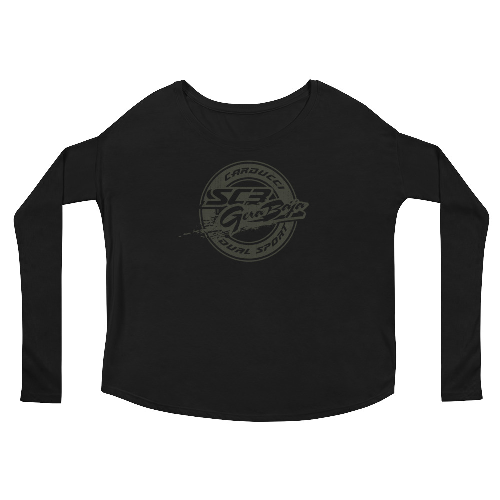 SC3 Gera Baja Womens Long Sleeve Tee