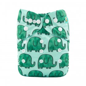 Green Elephant 1