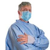 CareAline Isolation Gown Level 2