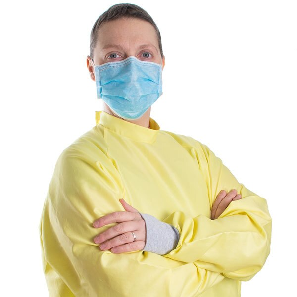 CareAline Isolation Gown Level 1