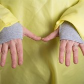 CareAline Isolation Gown Level 1  - Thumb Hole Cuffs