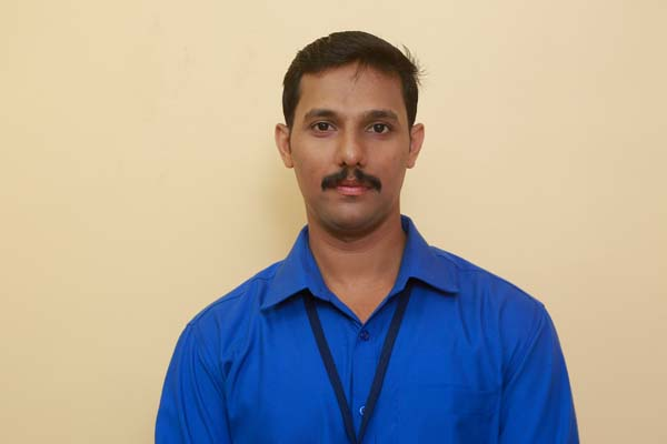 Aneesh C. P., Registered Nurse