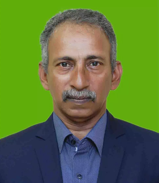 Dr. Vijayakrishnan MD, Head, Clinical Services