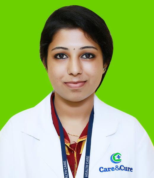 Anju S. C., Lab Technologist
