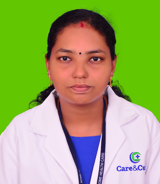 Sree Renjini, Registered Nurse