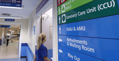 Employment group warn of 'big gaps' in NHS recruitment as EU workers leave 1