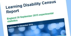 Report: HSCIC - Learning Disability Census 2015 5